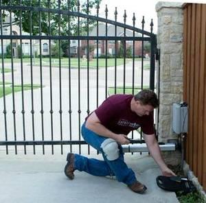 Driveway Gate Repair Roy